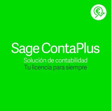Pack Ahorro Sage ContaPlus Profesional Servicio Avanzado